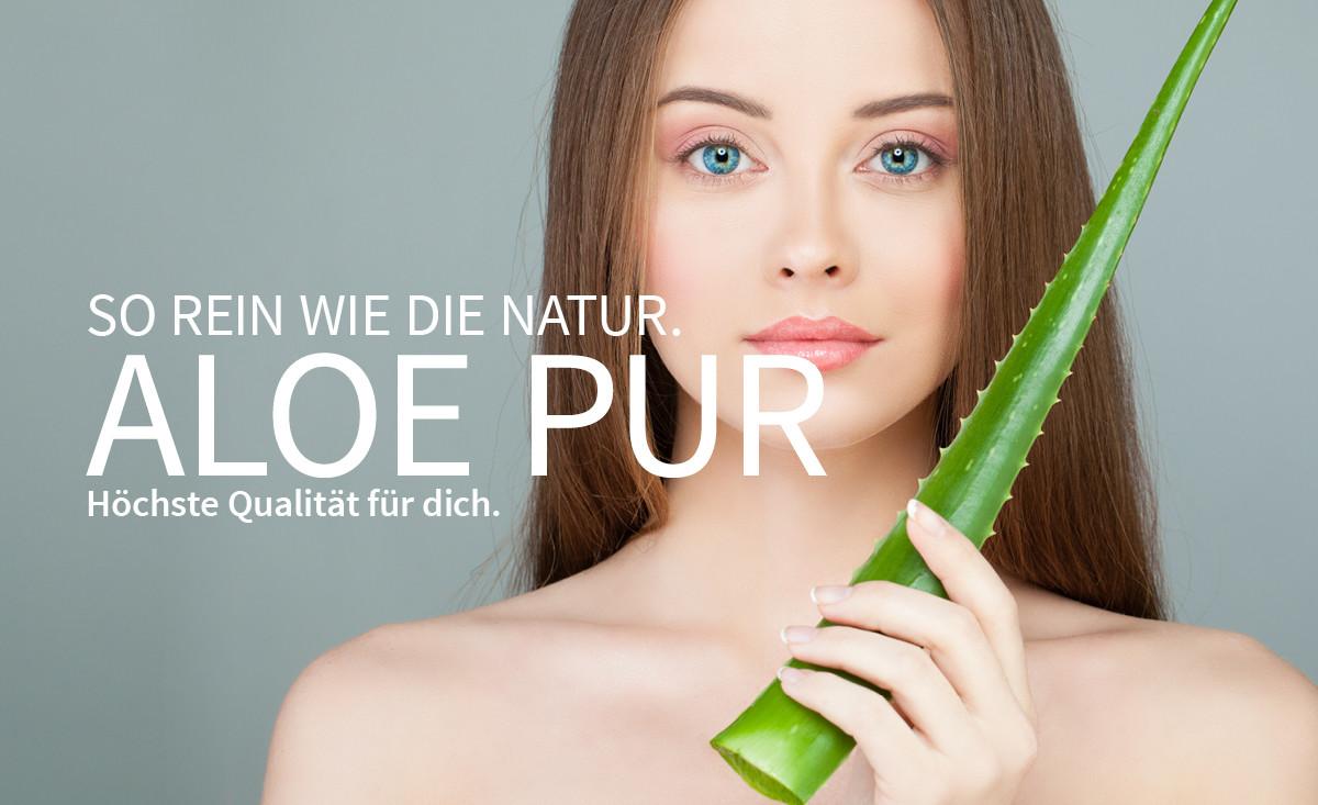 Aloe pur