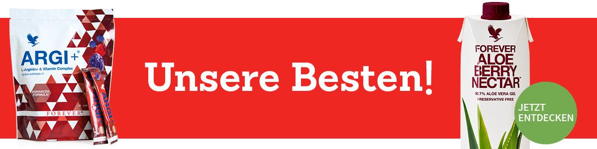 Unsere Besten!