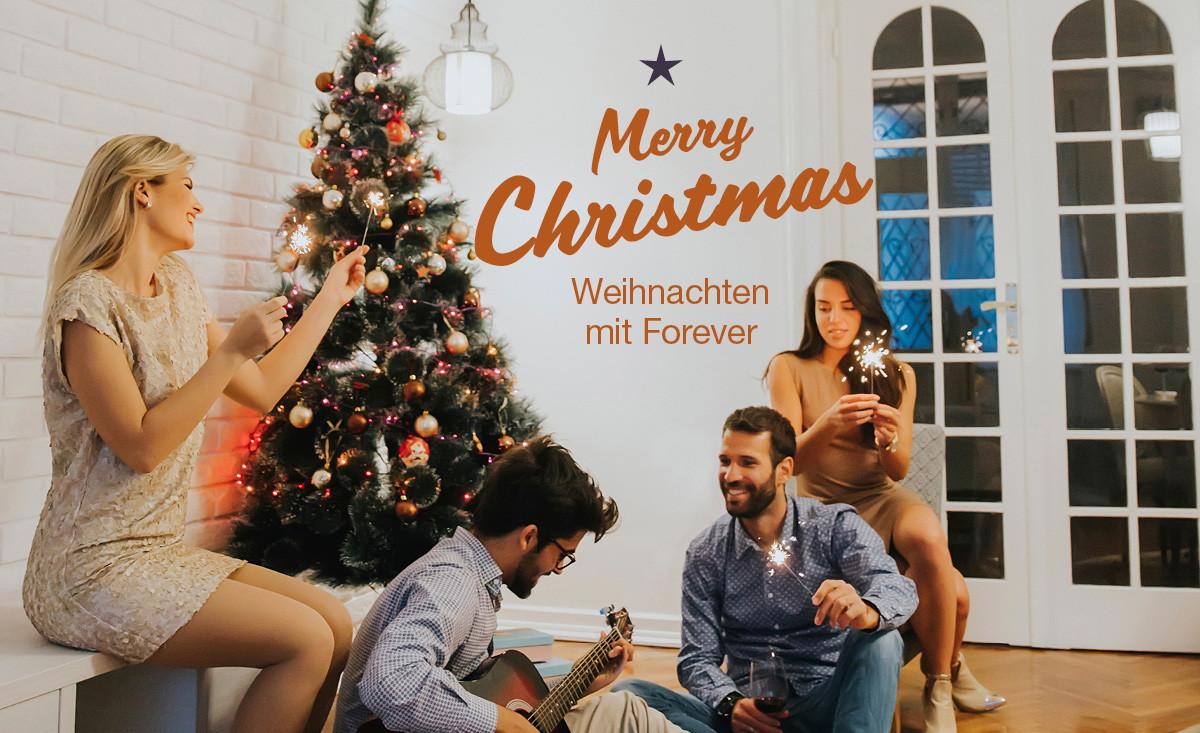 Weihnachten mit Forever